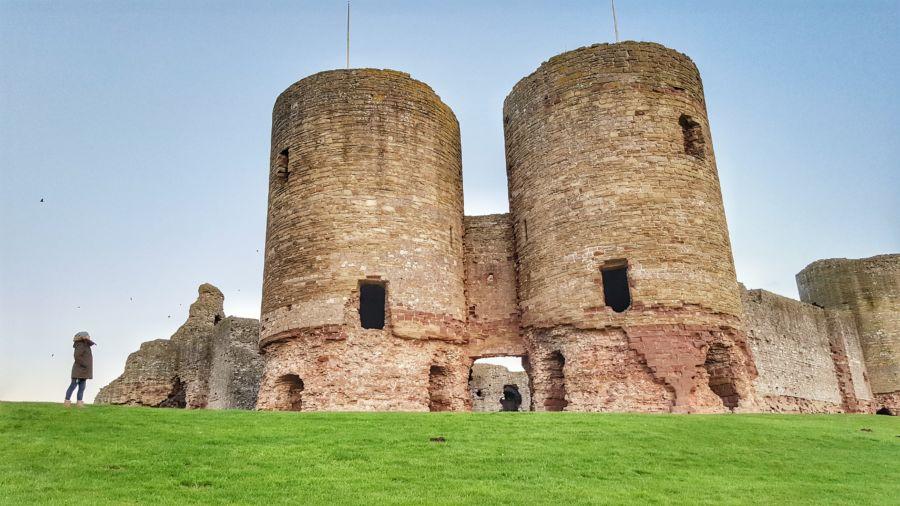 Ruddlan Castle