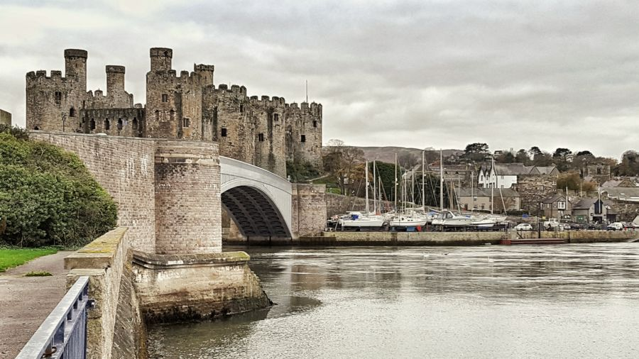 castello di Conwy