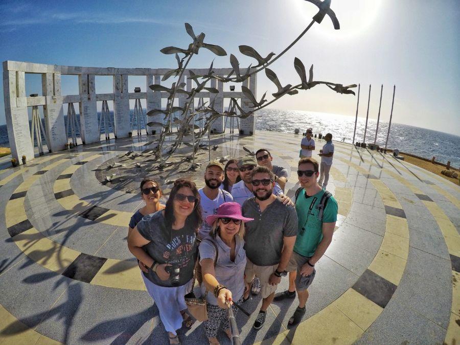 Sharm monumento
