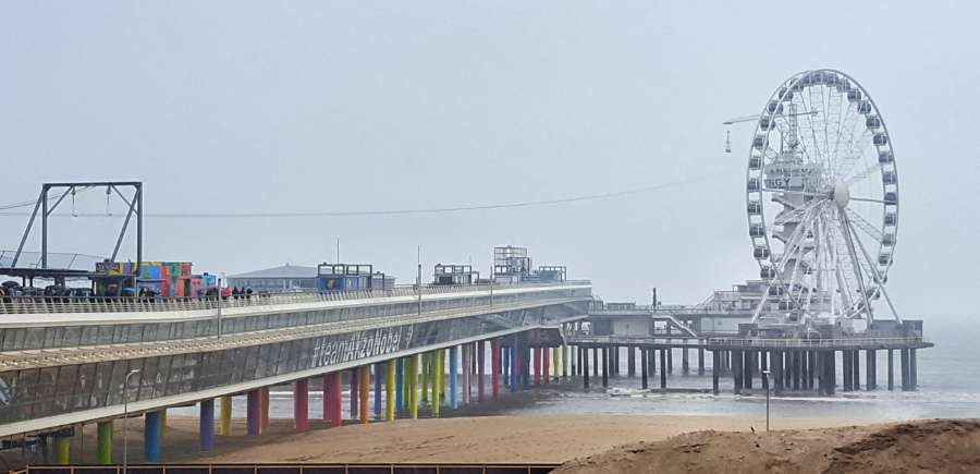 Sky View Pier