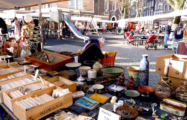 mercatino Barcellona