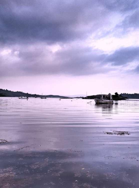 Glengarriff bay