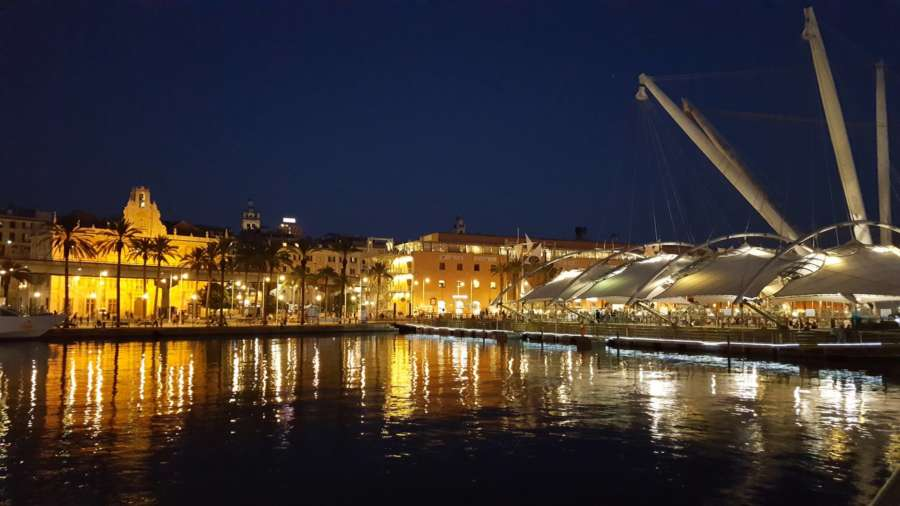 Genova Porto Vecchio
