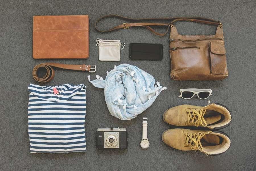 abiti da viaggio