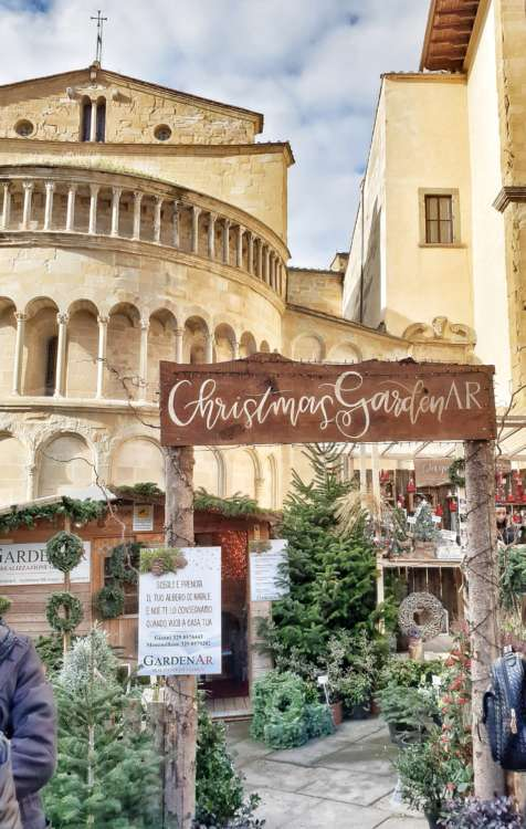 Mercatini Natale Arezzo
