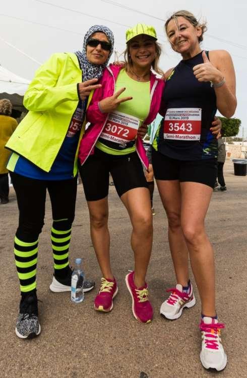semi marathon Djerba