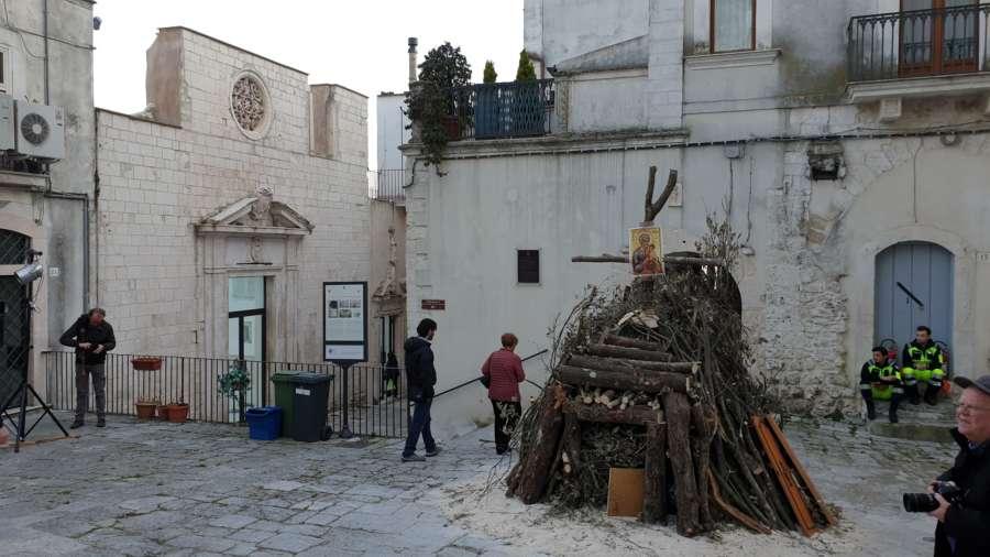 Fanoja Monte Sant'Angelo