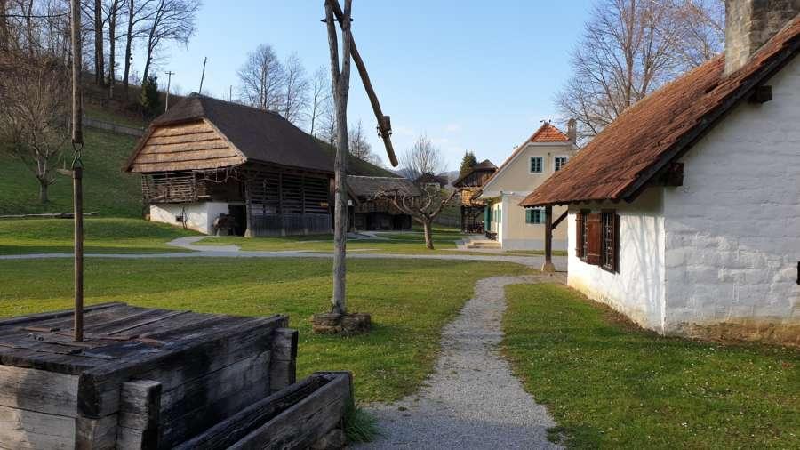 Open Air Museum Rogatec
