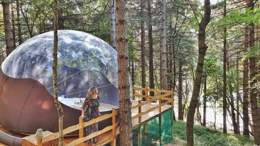 Bubble room Biccari