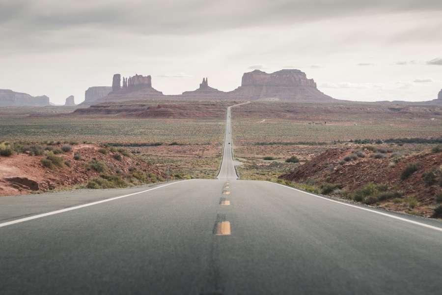 Route66 in Utah