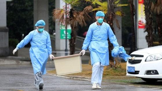 epidemia CIna