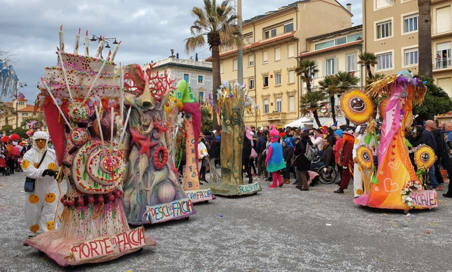 Carnevale Viareggio 2020