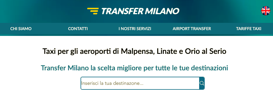 Transfer Milano