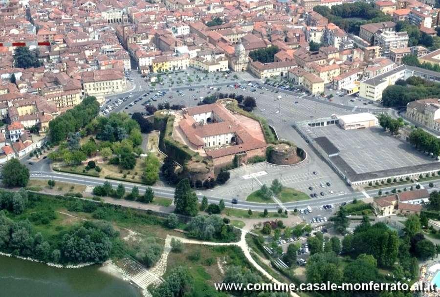 Castello Casale Monferrato