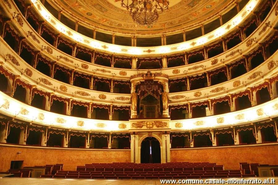 Teatro Municipale Casale Monferrato