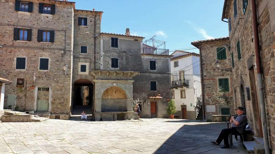 San Quirico 10 castella