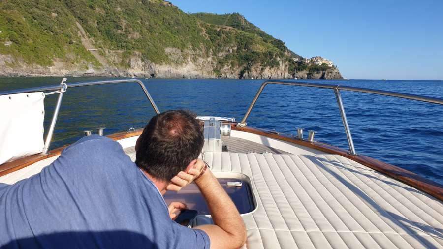 Barca Cinque Terre