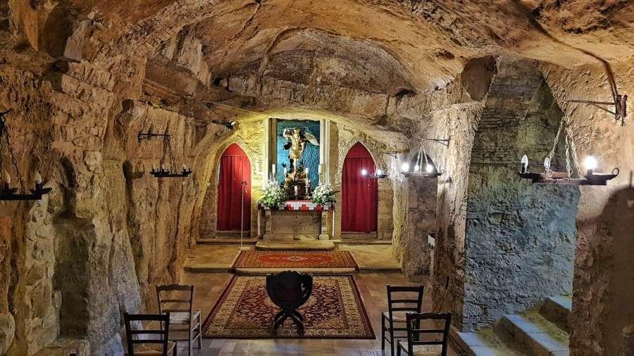 Grotta San Michele Orsara