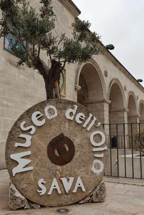museo dell'olio Sava