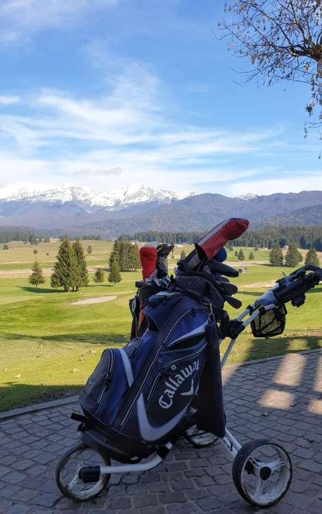 Golf club Cansiglio