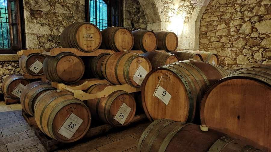 La Ferriera vini