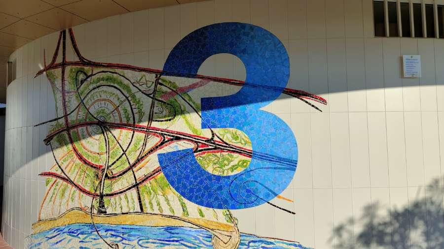 Mosaici Lignano Pineta
