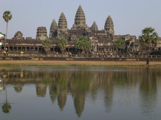 Cambogia, il maestoso tempio di Angkor Wat
