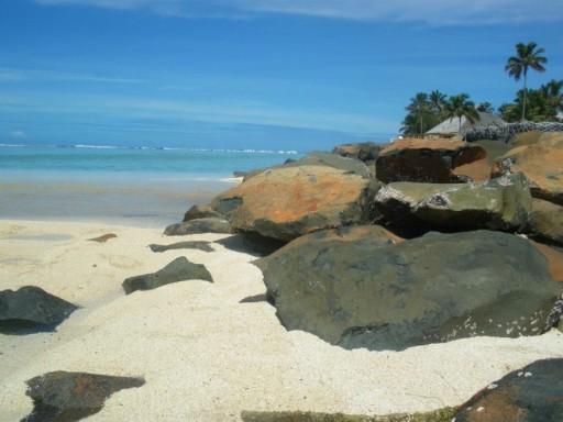 Alle isole Cook, nel bel mezzo del Pacifico