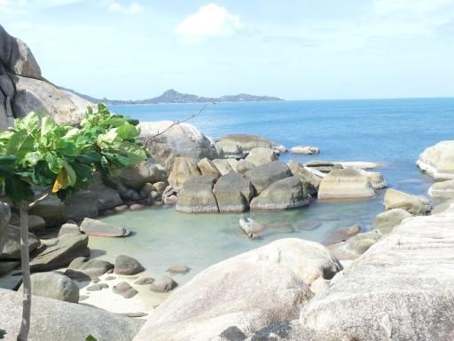 Mare cristallino e i piaceri di una vacanza a Koh Samui.