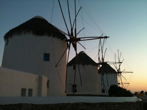 Mykonos: la Grecia come in un quadro